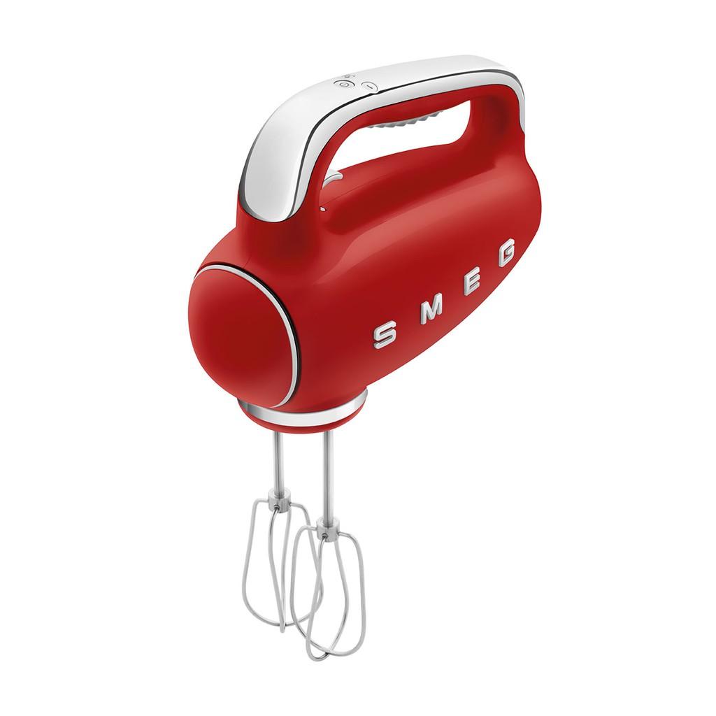 Máy đánh Trứng SMEG HMF01RDEU Màu đỏ • Germany Store